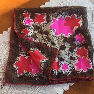 Vera Neumann Silk Scarf- Made in Japan/Collectible